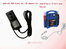 AC/DC Adapter For Jump-N-Carry 12 Volt 1700 Starter JNC 660 KKC-660 SOLJNC660-BF