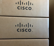 NEW Cisco WS-C3850-48P-E Catalyst 48 Port 3850 Series Switch!!
