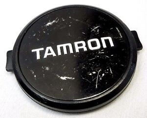 52mm Front lens cap Genuine Tamron Adaptall 2  -   used vintage snap on type