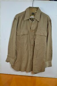 WW2 Regulation US Army Officer Shirt by Elbeco