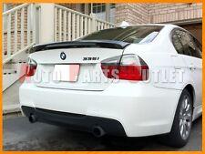 BMW E90 323i 330i 335i Sedan Carbon Fiber M-Tech Style Trunk Spoiler 2005-2011