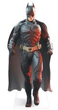 BATMAN LifeSize cartone ritaglio Standee il Cavaliere Oscuro sorge CHRISTIAN BALE