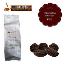Caffè in Grani Perù Cuzco HB 250 gr - Caffè Monorigine Arabica 100%