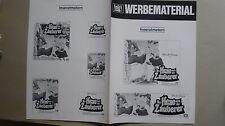 Q334 - WERBERATSCHLAG - Disney's DIE HEXE UND DER ZAUBERER