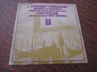 45 tours vince tempera anonimo veneziano adagio in do minore di benedetto marcel