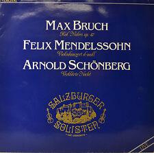 """SALZBURGER SOLISTEN - LUZ LESKOWITZ   12""""  LP (P82)"""