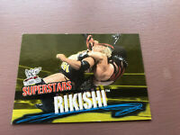 Fleer 2001 WF: Rikishi - Superstar