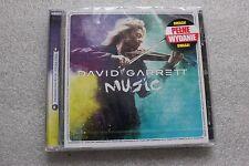 David Garrett - Music PL CD NEW POLISH RELEASE