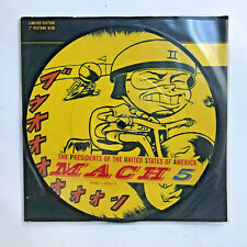 THE PRESIDENTS OF THE UNITED STATES OF AMERICA * MACH 5 * 7 INCH *  FREE P&P UK