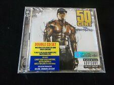 50 CENT,THE MASSACRE,DOUBLE CD ALBUM,2005