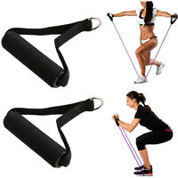 Pulldown Tricep Rope Attachment Bar Dip Station Resistance Fitness Exercise Gym