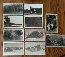 Lot of 10 RPPC,  of Panama circa 1912-1920