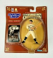 1998 MLB Starting Lineup Cooperstown Tris Speaker Cleveland Indians Figure