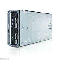 Dell PowerEdge M610 Blade Server 2 x SIX Core XEON L5640 2.26GHz 48GB RAM 2x146G