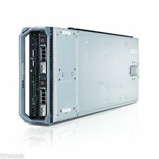 Dell PowerEdge M610 Blade Server 2 x SIX Core XEON L5640 2.26GHz 48GB RAM 2x146G