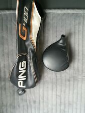 PING G400 3 WOOD 16 DEGREE SFT (HEAD ONLY)