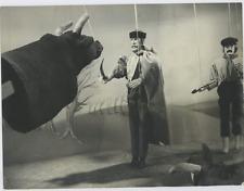 Marionnettes Vintage silver print   Tirage argentique  18x24  Circa 1960