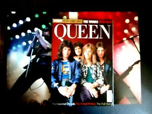 Queen: The Works 1970-79-Mojo The Collectors Series Part 1 June 2021 With Folder