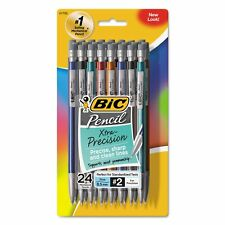 BIC Mechanical Pencil 0.5mm 24pk, Assorted Colors