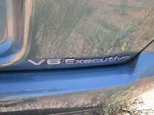 Mitsubishi Magna TE TF Sedan 1996~1999 rear boot badge