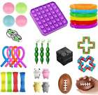 32 Pack Sensory Fidget Toy Set Relieves Stress Anxiety for Children Adult ADHD