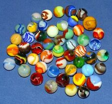 LOT OF 50 ASSORTED MARBLES GRP. 4