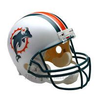 MIAMI DOLPHINS 97-12 THROWBACK NFL FULL SIZE REPLICA FOOTBALL HELMET