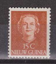 Indonesia Nederlands Nieuw Guinea New Guinea 10 MNH PF 1950-1952 Juliana