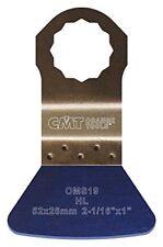 CMT: spatola rigida 52 mm tutti i materiali (Supercut / Vecturo) oms19