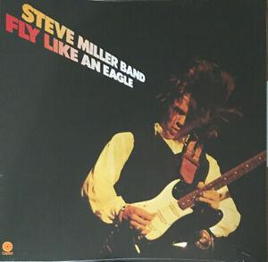 Steve Miller Band – Fly Like an Eagle Remastered  180g  Vinyl LP   New Sealed