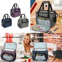 Oxford Sewing Machine Storage Bag Large Capacity Sewing Tools Handbag Portable