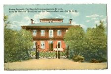 CPA-Carte postale-Belgique - Bourg Léopold - Pavillon - 1928 (CP129)