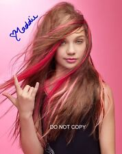 "Maddie Ziegler of Dance Moms Reprint Signed 8x10"" Photo #3 RP Sia Autographed"