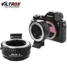 Nikon F AF-S AI G Lens to Sony E Mount Adapter Aperture A7ii A7SII NEX 7 6 A6300