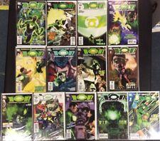 Ion #1 - 12 Green Lantern DC Comic Books FULL SERIES + One-Shot Ron Marz