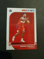 2019-20 NBA 🏀 Hoops ADMIRAL SCHOFIELD 🌟Rookie Card 🌟#231(Mint Condition)