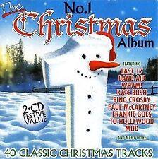 The No.1 Christmas Album 40 Classic Christmas Tracks