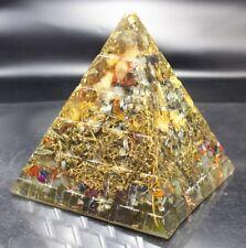 Orpanit® Orgonit Orgonenergie nubische Pyramide  L