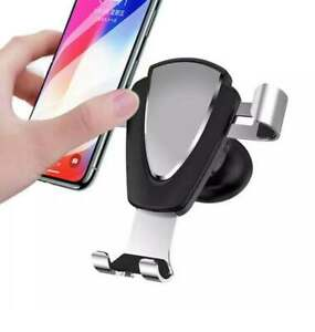 Universial Air Vent Phone Holder Gravity Stable Cradle Mount Horizontal Allphone