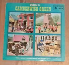 Brian Cant & Freddie Phillips ‎– Welcome To Camberwick Green Vinyl LP Mono 1966