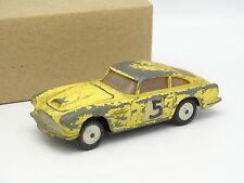 Corgi Toys 1/43 - Aston Martin DB4 Jaune (b)