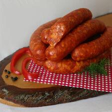 Paprikaknacker, Knacker, Paprika, geräuchert, 1 Paar vac (ca. 300g = 11,83€/kg)