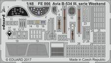 Eduard 1/48 Avia B-534/III série Weekend # FE866
