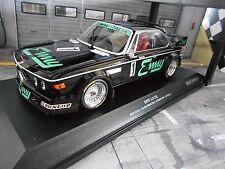 BMW 3.0 CSL Gr.2 Luigi Racing #1 Enny Italia Grano Brno 1978 Win Minichamps 1:18