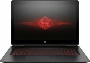 "HP Omen 17-w000 17t Gaming Laptop PC 17 17.3"" i7 16GB 128GB SSD 1TB 4GB GeF 1050"