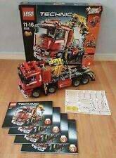 Lego 8258 Technic Crane-Truck