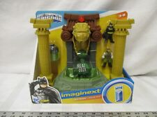 Fisher-Price Imaginext DC Super Friends Batman Ooze Pit Slime Ra's al Ghul NEW