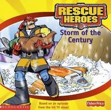 Rescue Heroes 8x8 #01: Storm Of The Century (Rescue Heros)