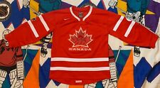 Vancouver Olympics Team Canada 2010 Nike Hockey Jersey Size 6 for Kids