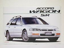 Aoshima 1/24 Scale Accord Wagon SiR